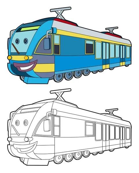 Kereta Api Sketsa : kereta, sketsa, Sketsa, Kereta, Foto,, Gambar, Bebas, Royalti, Depositphotos®