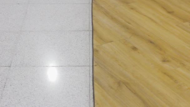 wood flooring and tile texture combination pattern style