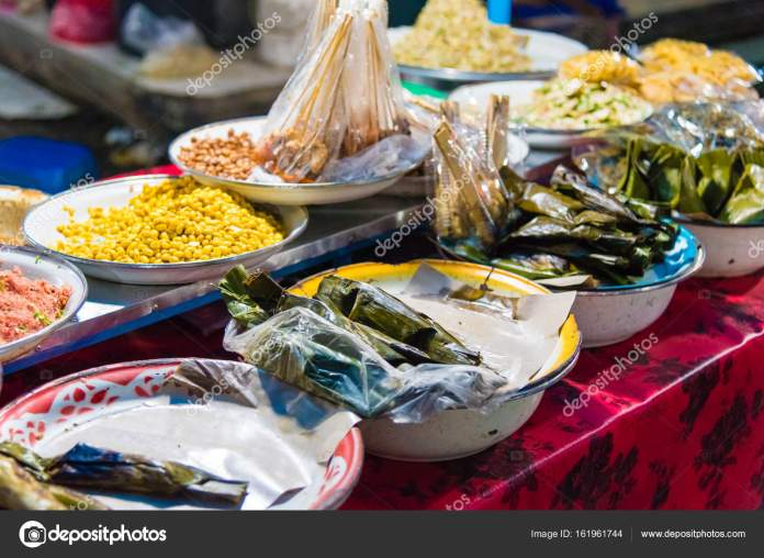 Food Stalls At Gianyar Night Market In Bali Indonesia Stock Editorial Photo C Stanciuc1 161961744
