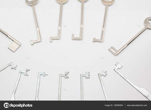 small resolution of an lock pick stock photo