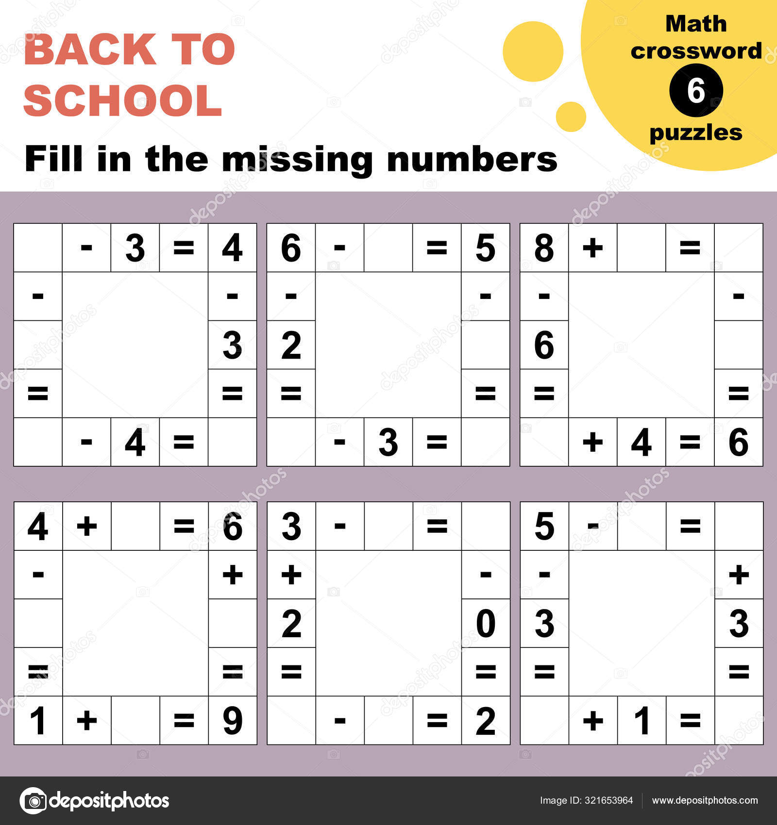 Puzzles For Middle School