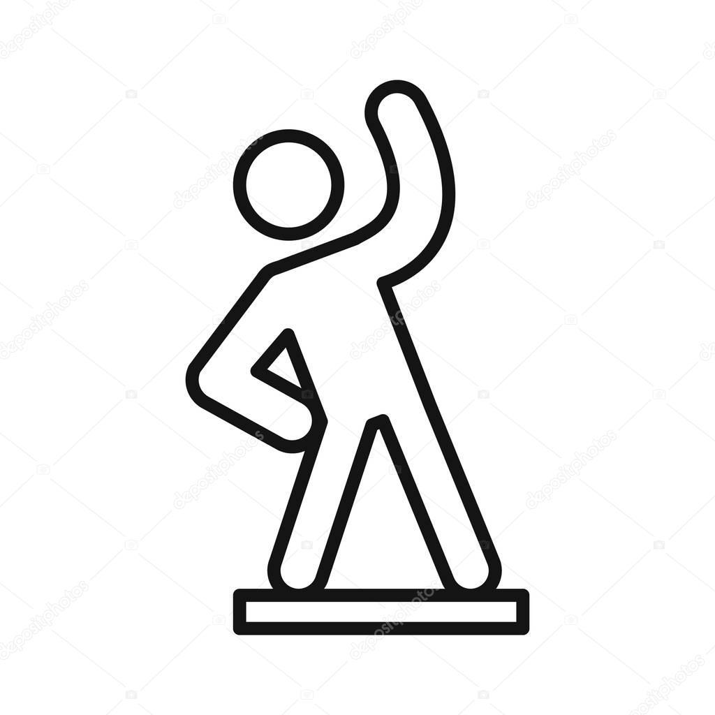 Warm Up Activity Icon