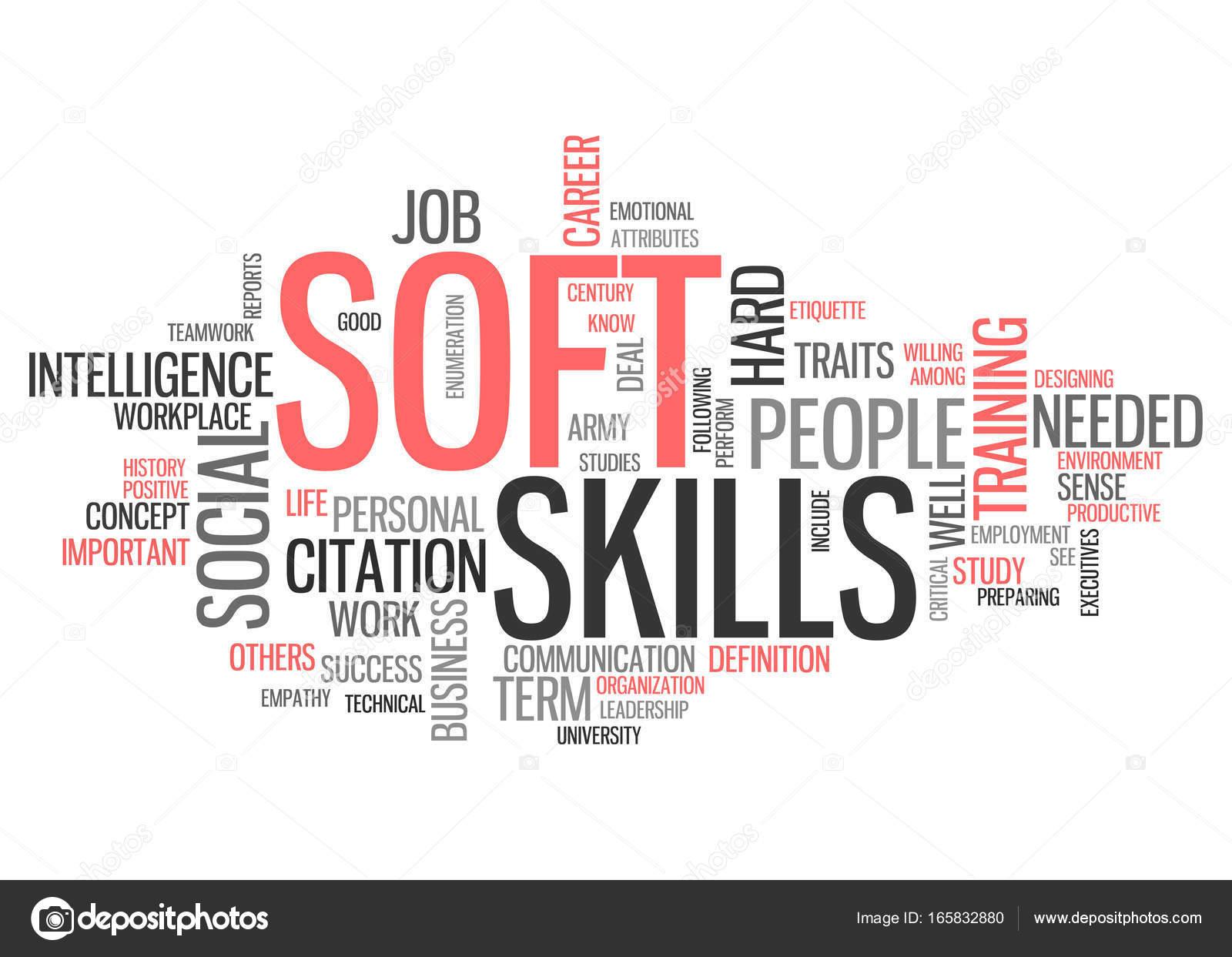 Word Cloud Soft Skills