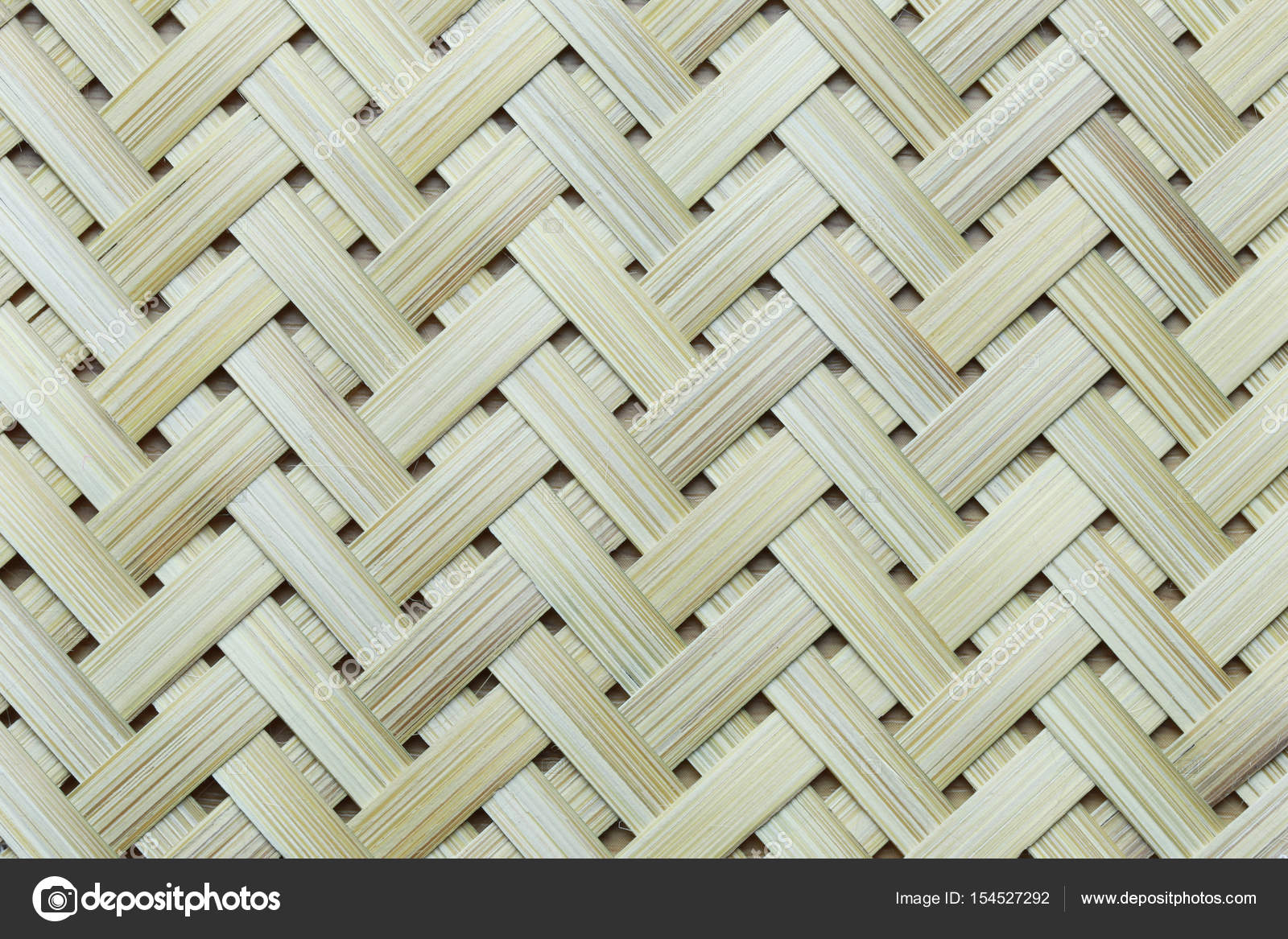 bamboo weave surface stock