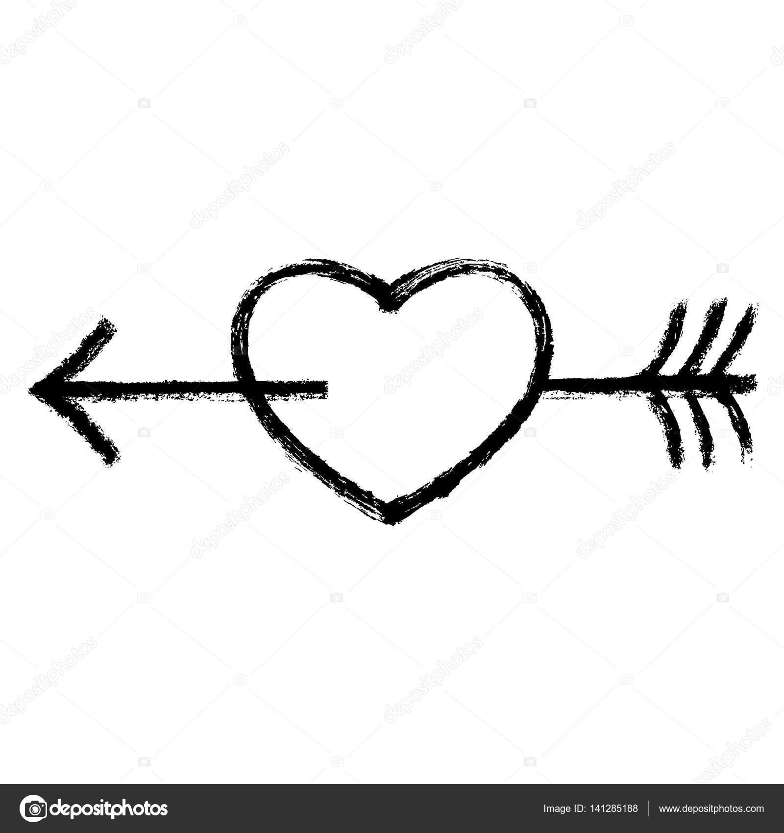 Heart Arrow Work Two End