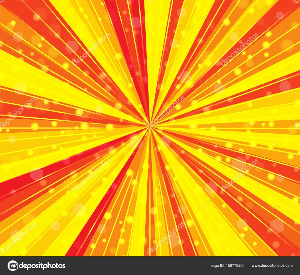 What Is Falling Action Of The Yellow Wallpaper Radial Speed Lines With Focus In The Center Abstract