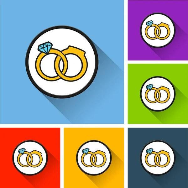 Hochzeitsringe Emoji  Hochzeit