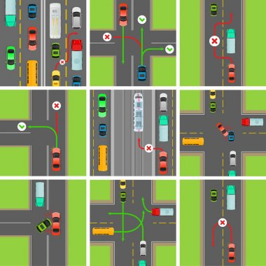 Traffic Rules Premium Vector Download For Commercial Use Format Eps Cdr Ai Svg Vector Illustration Graphic Art Design