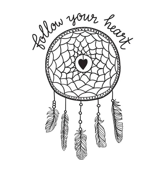 Dreamcatcher Stock Vectors, Royalty Free Dreamcatcher
