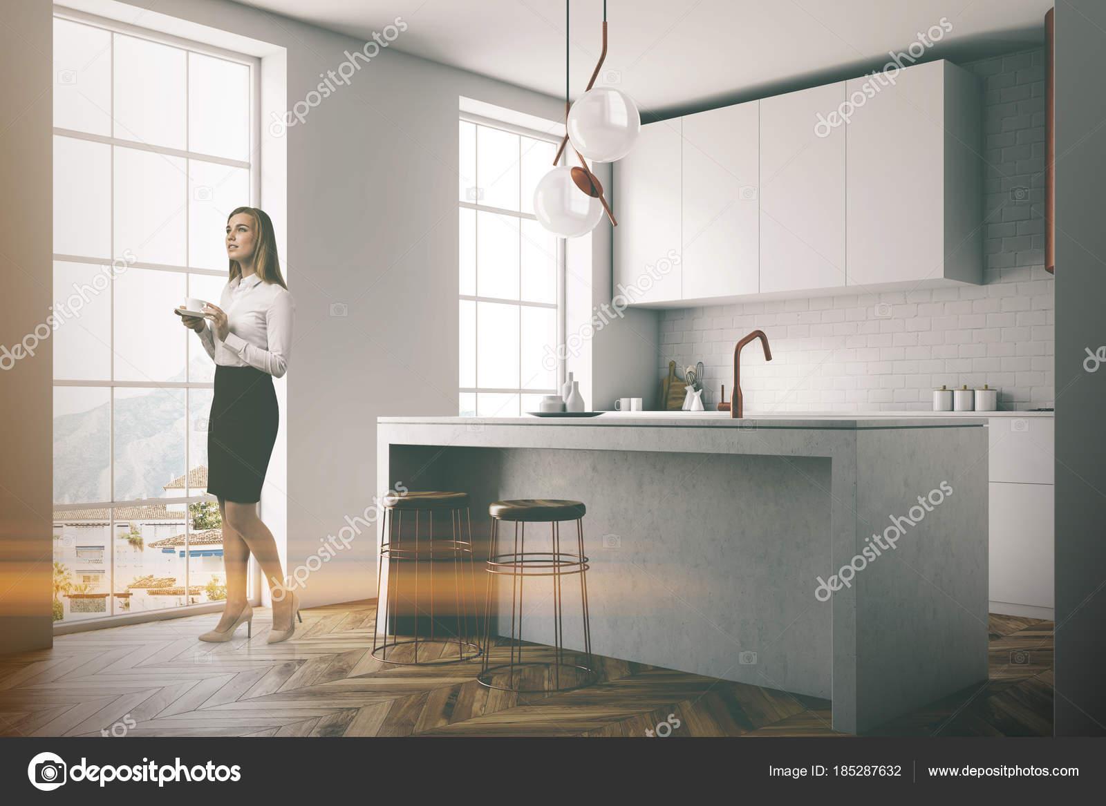kitchen corner sinks aid attachments 灰色墙壁厨房角落 黑色台面 图库照片 c denisismagilov 185287632 灰色墙壁厨房角落与黑和灰色台面 水槽和空白墙壁片断 一个女商人 3d 渲染模拟色调图像 照片作者denisismagilov