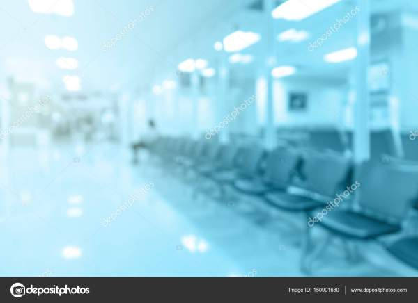Blurred Hospital Background Stock Tzido #150901680