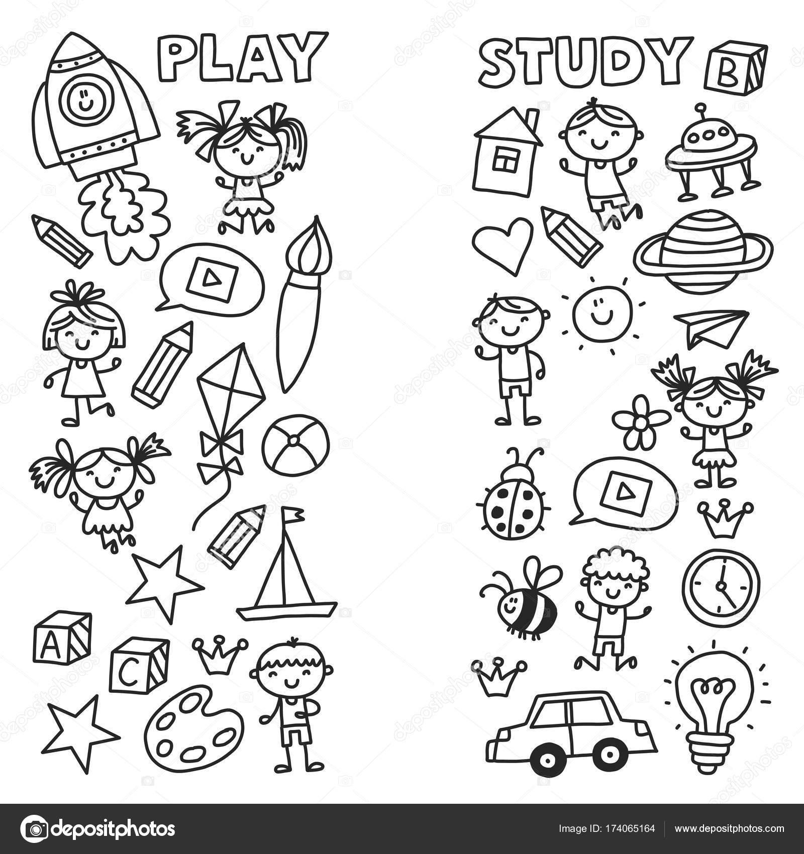 Kindergarten Nursery Preschool School Education With