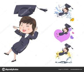 ᐈ College student cartoons stock vectors Royalty Free college student girl illustrations download on Depositphotos®