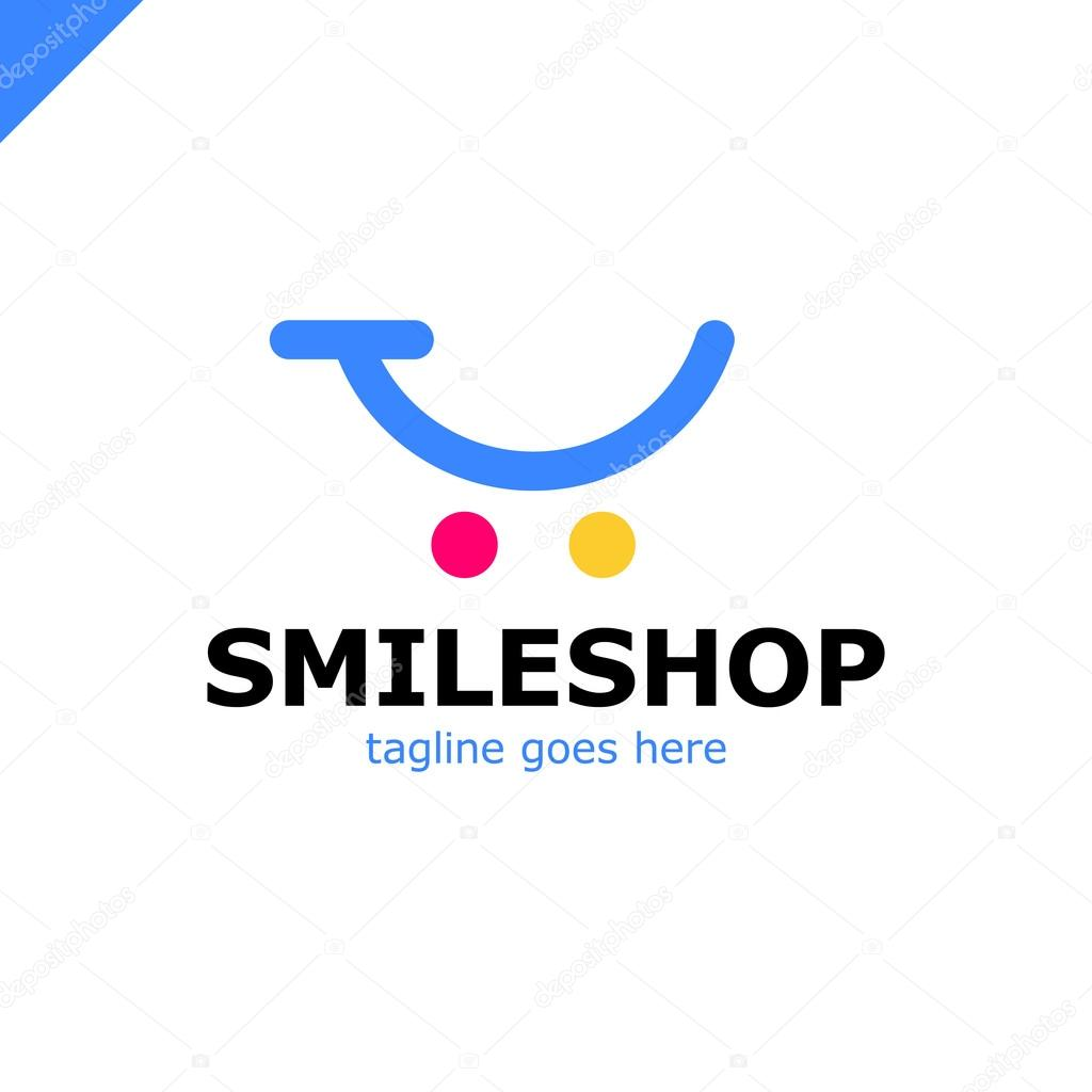 abstract colorful template logo