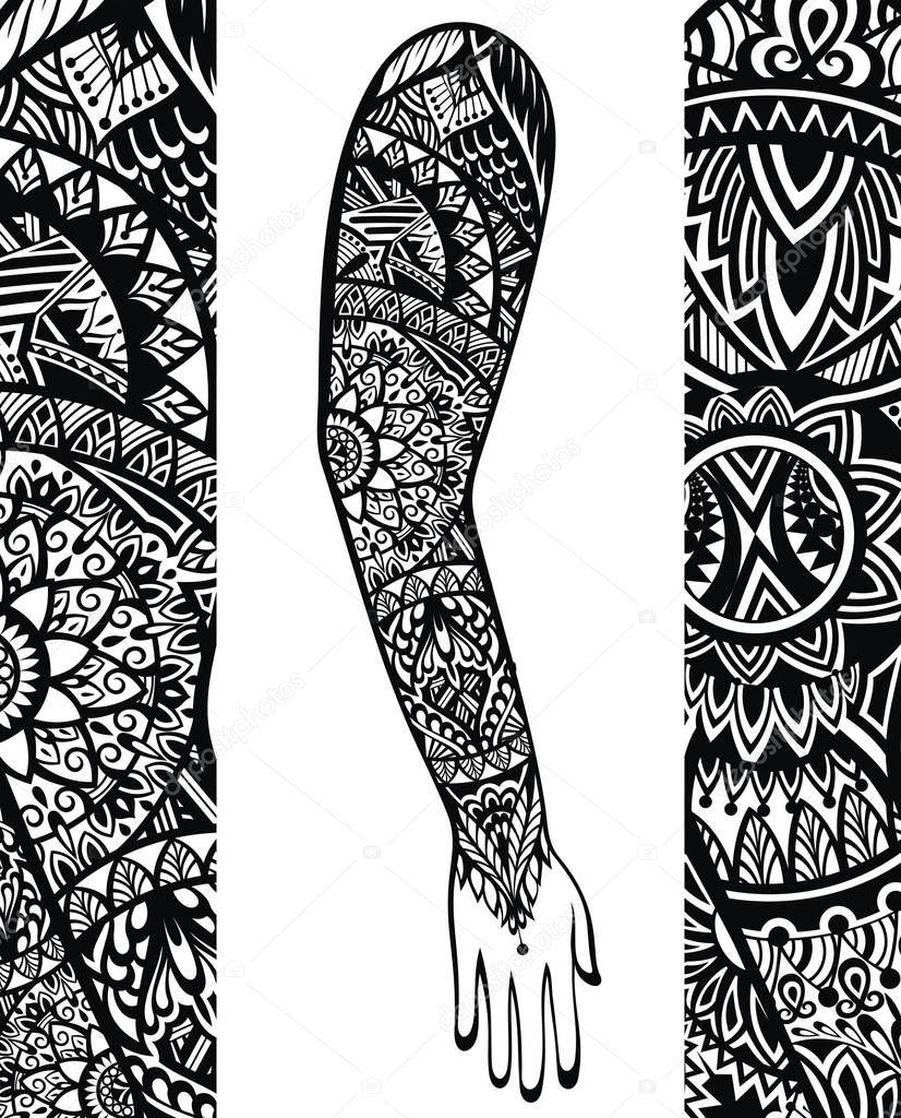 Plantillas De Tatuajes Para El Brazo Estilo De Tatuaje Para El