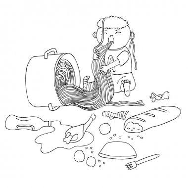 bit off free vector eps, cdr, ai, svg vector illustration