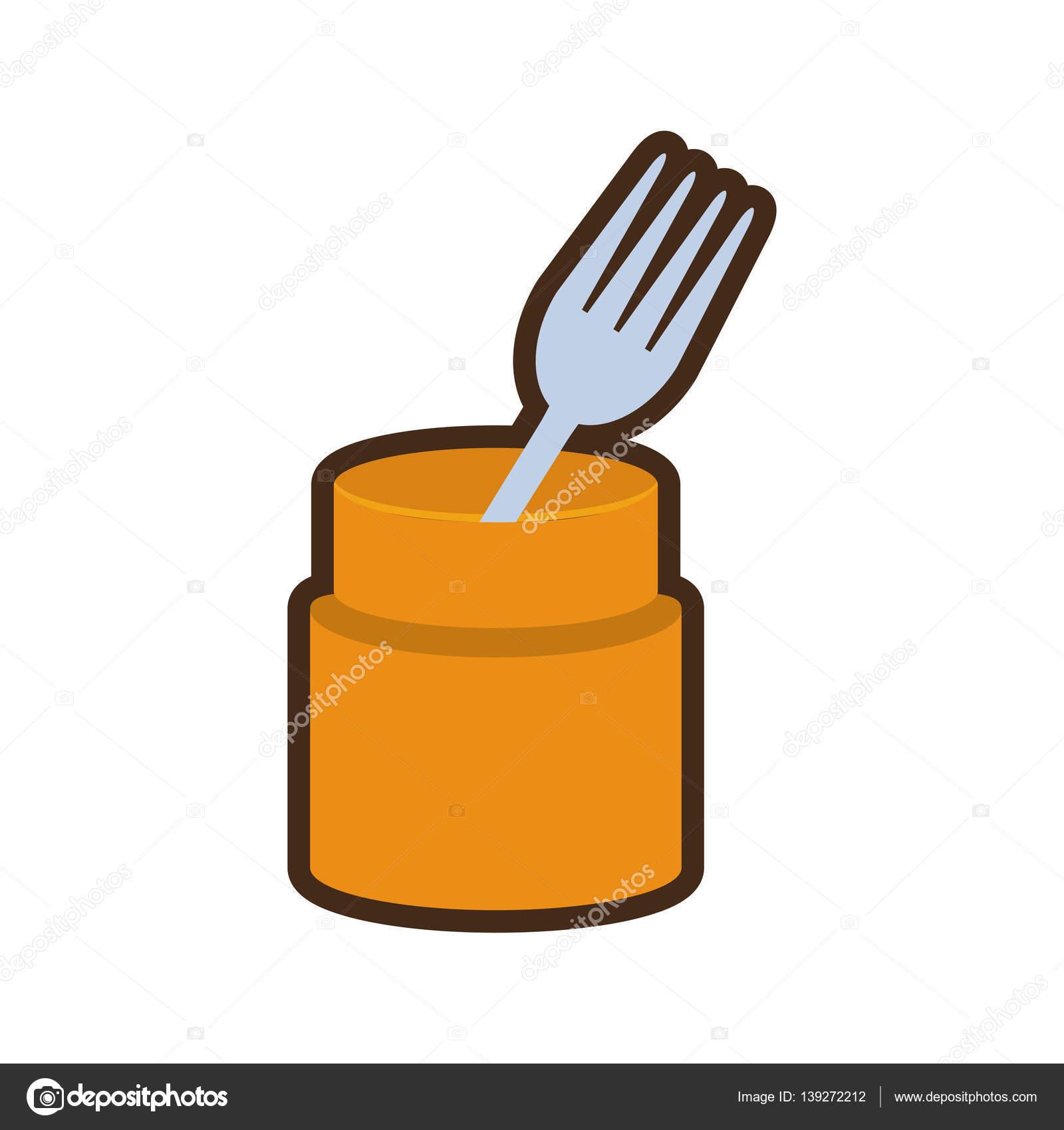 kitchen fork aide blender 卡通叉容器用具厨房 图库矢量图像 c djv 139272212 图库矢量图片