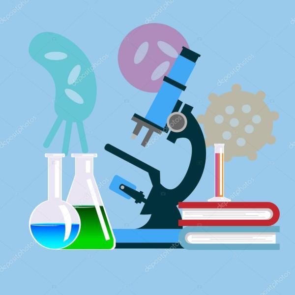 Imgenes La Biologia Cartel De Concepto Educaci