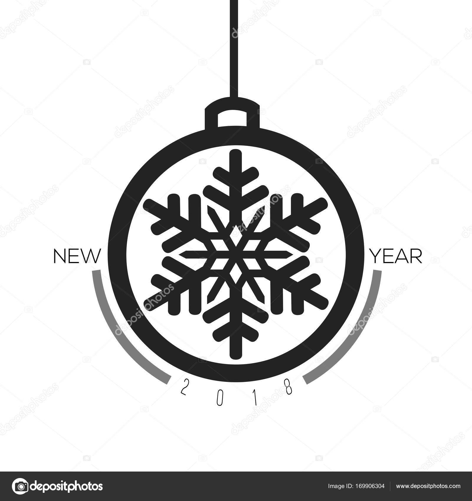 Boldog új évet poszter — Stock Vektor © LAUDiseno #169906304