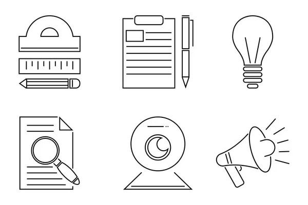Vector microphone icons. — Stock Vector © adekvat #119864054