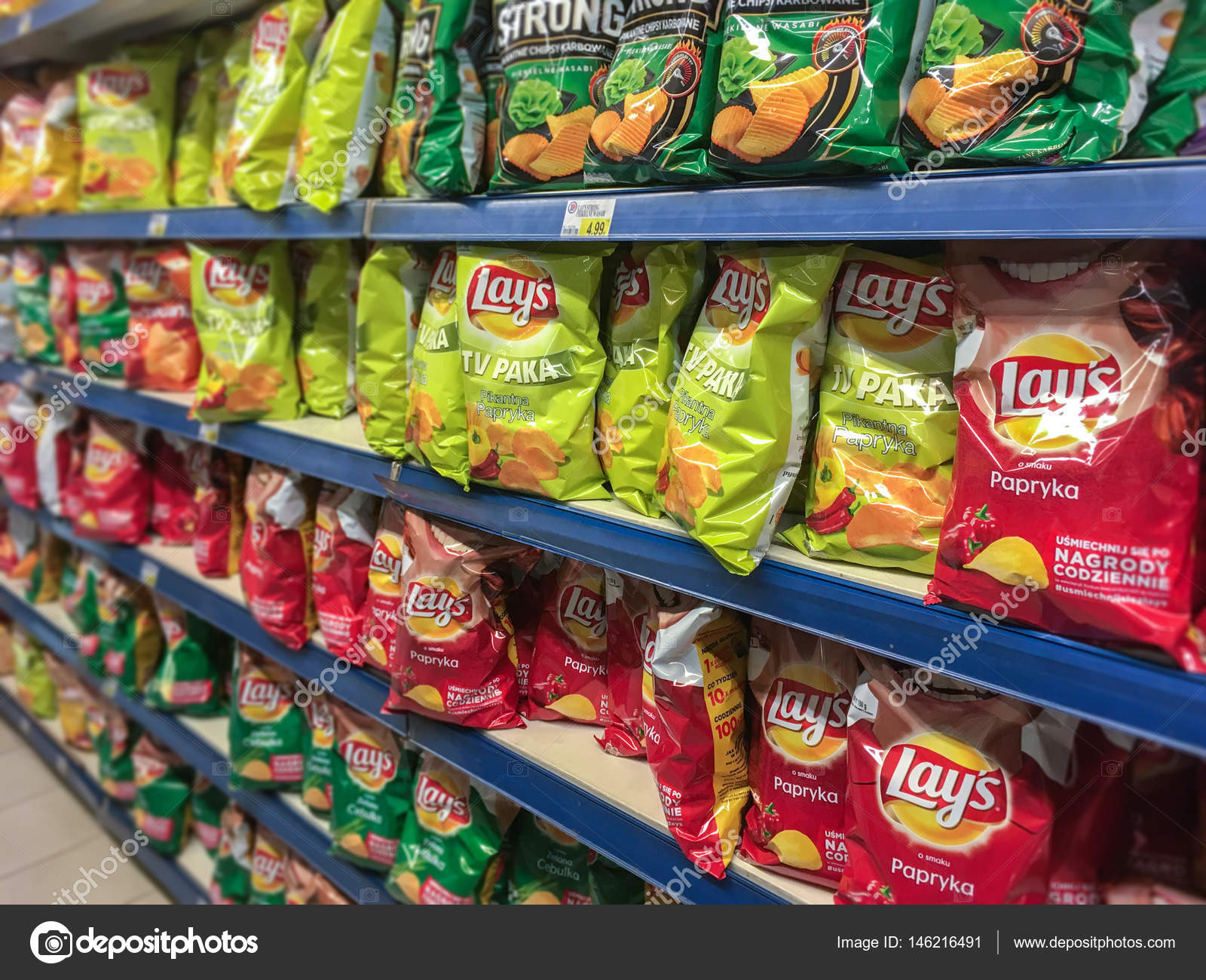 lay s chips on