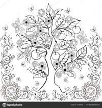 Imgenes: arbol para dibujar
