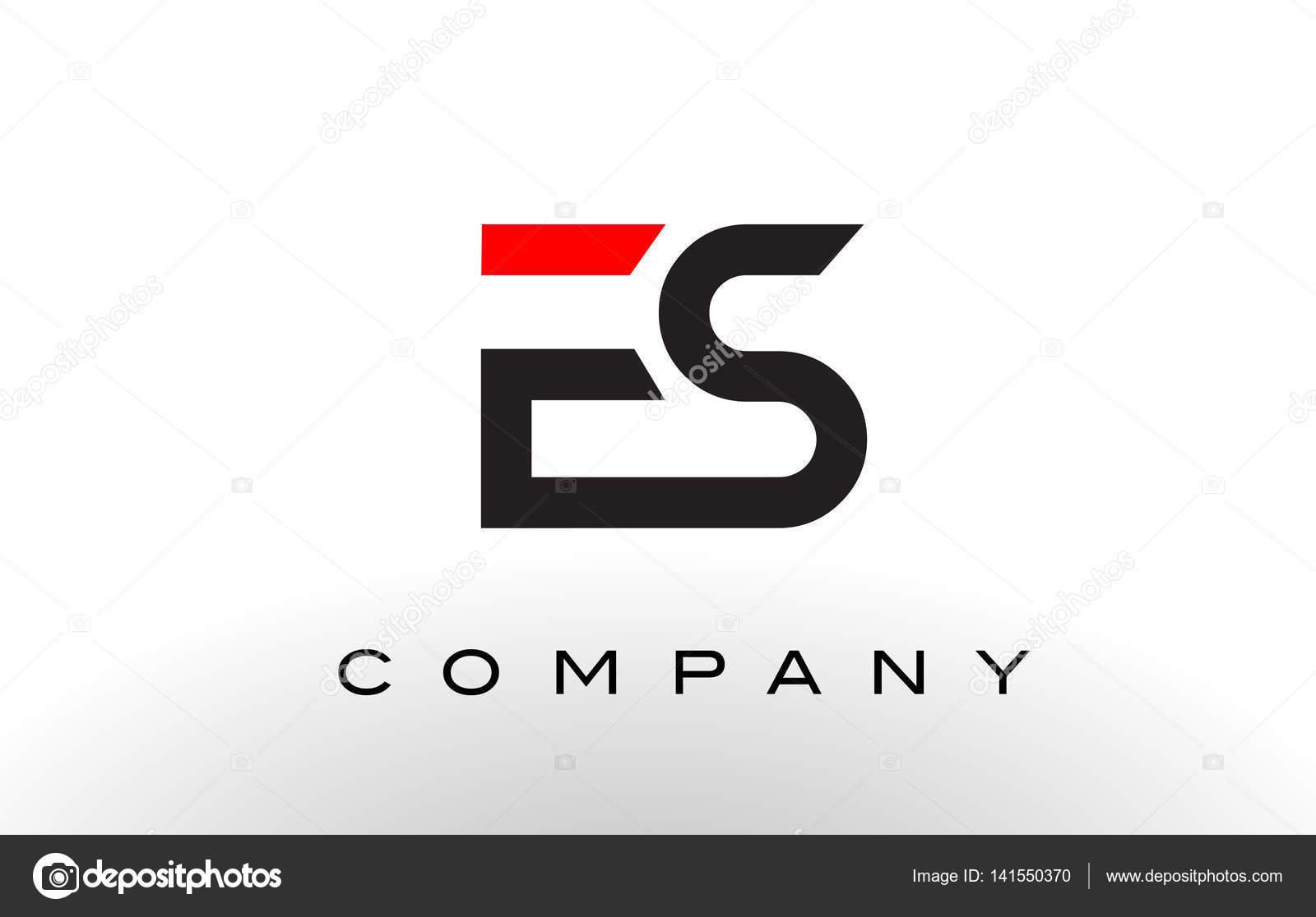 FS Logo Vector de diseo de letra  Archivo Imgenes