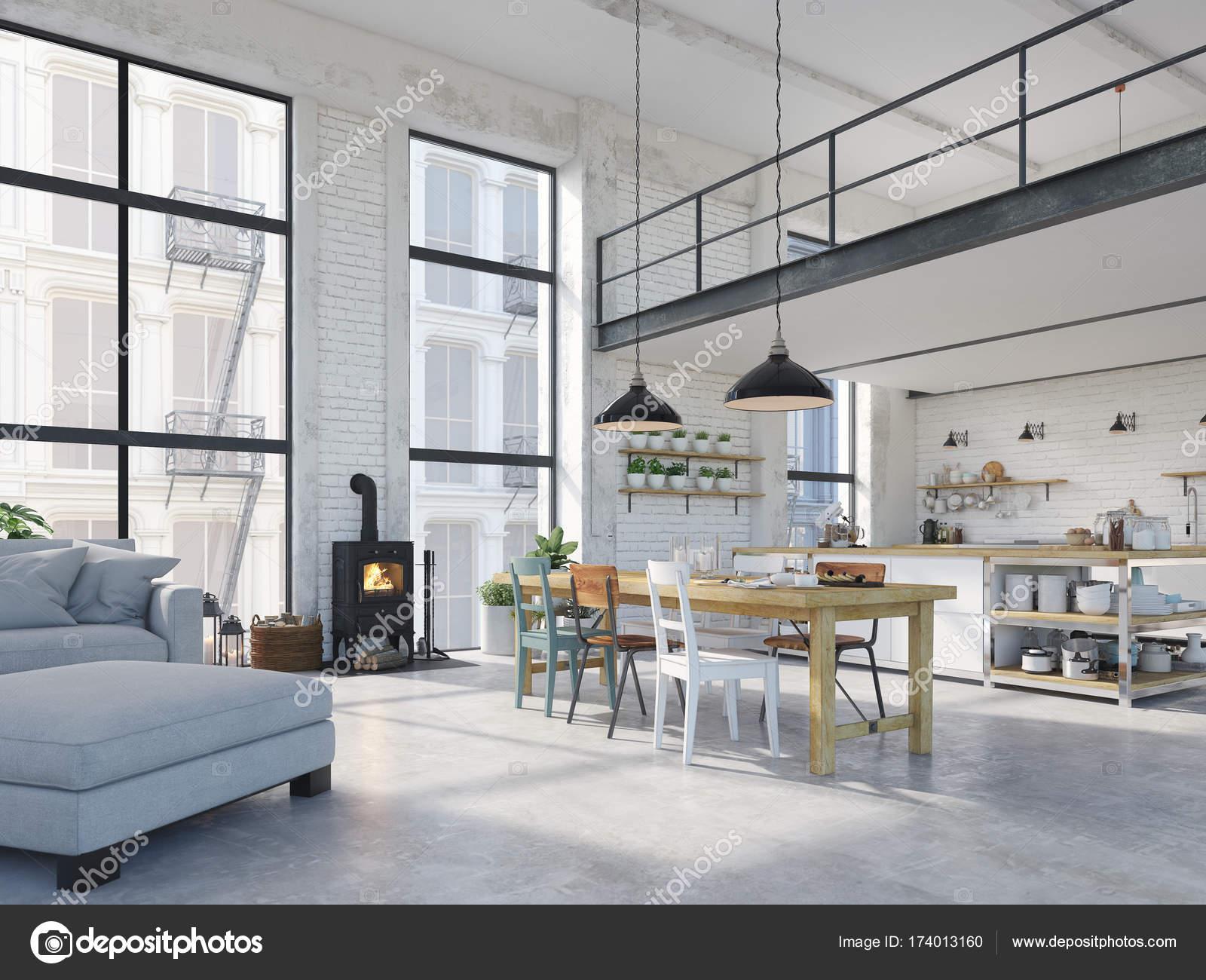 Kche Modern Loft