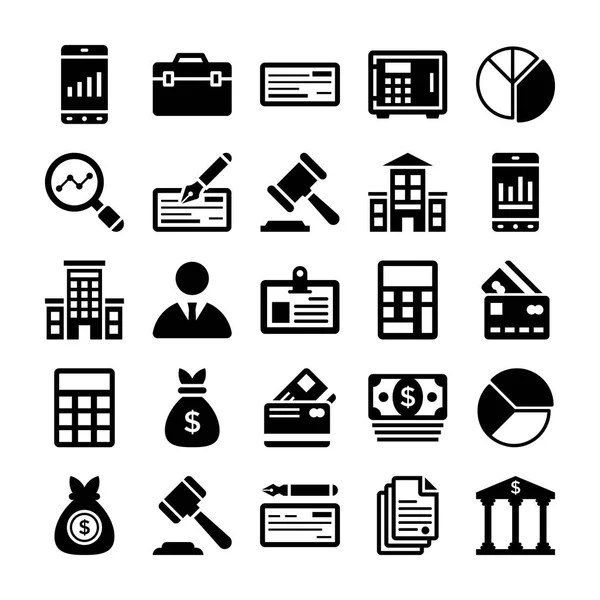 Bank Statement Vector Icon — Stock Vector © educester