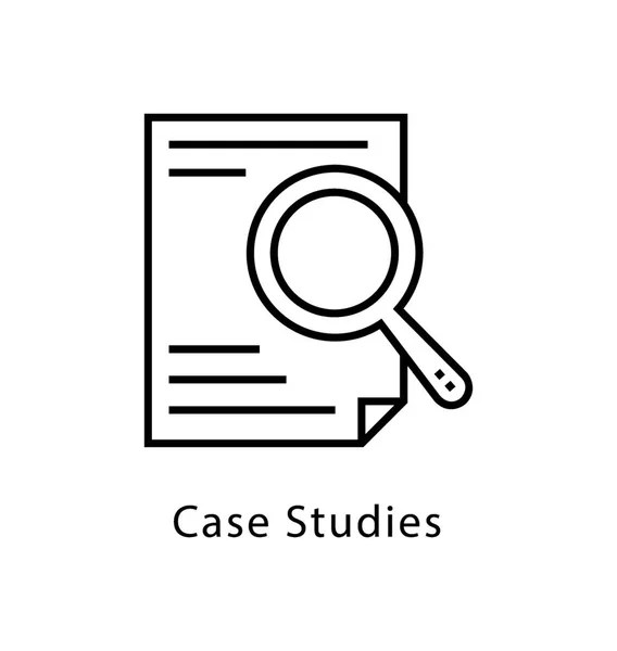 Case studies Stock Vectors, Royalty Free Case studies
