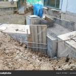 Precast Concrete Drainage Under Construction Stock Photo Image By C Aisyaqilumar 150116624
