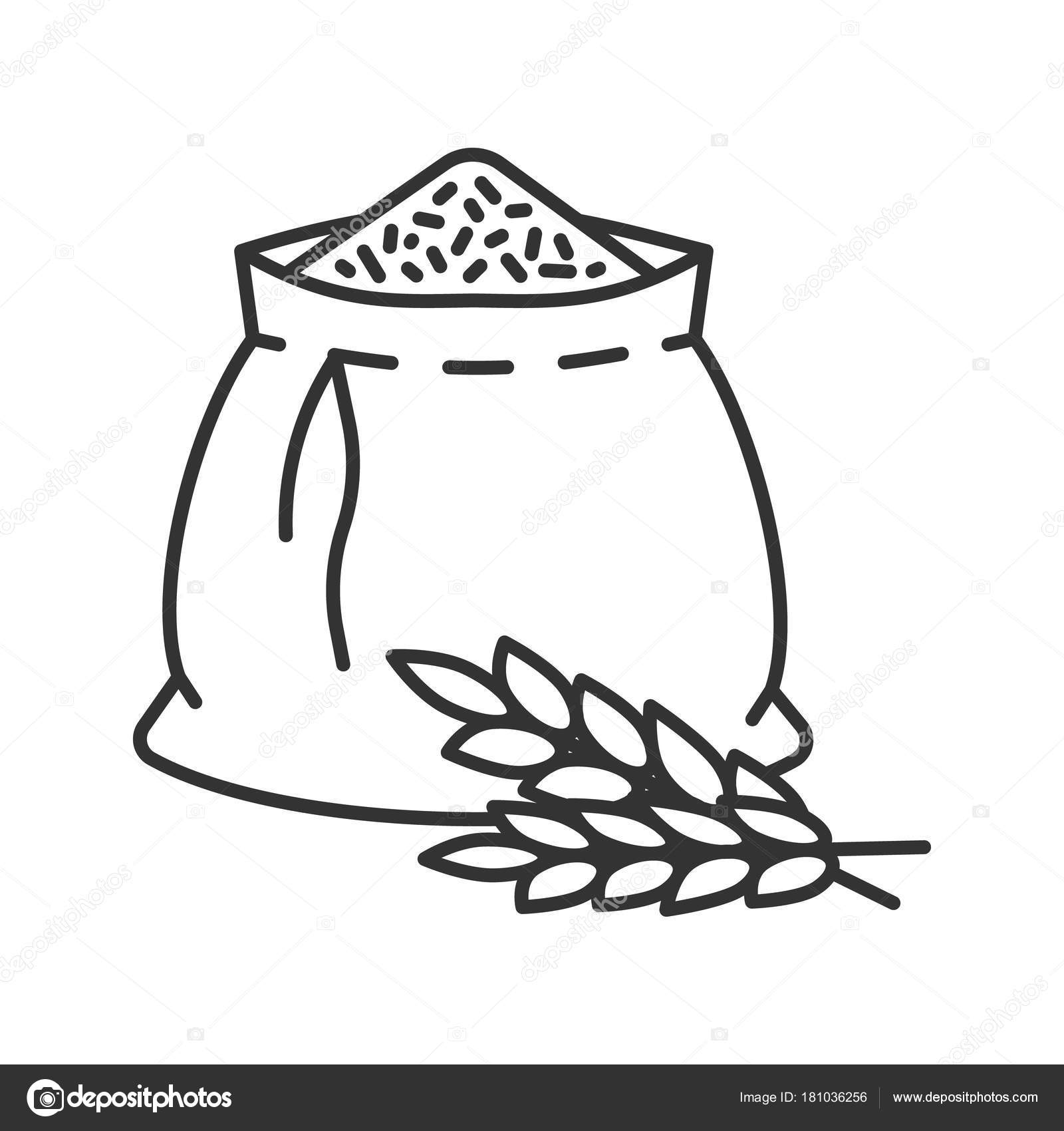 Flour Sack Page Coloring Pages