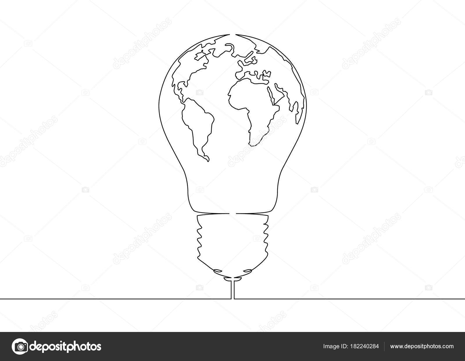 Lamp Bulb Sketch Free Free Images Writing Creative Light