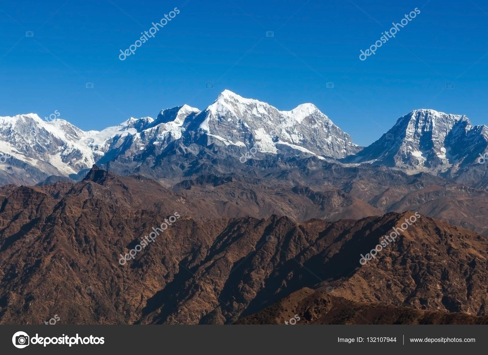 amazing mountain landscape with