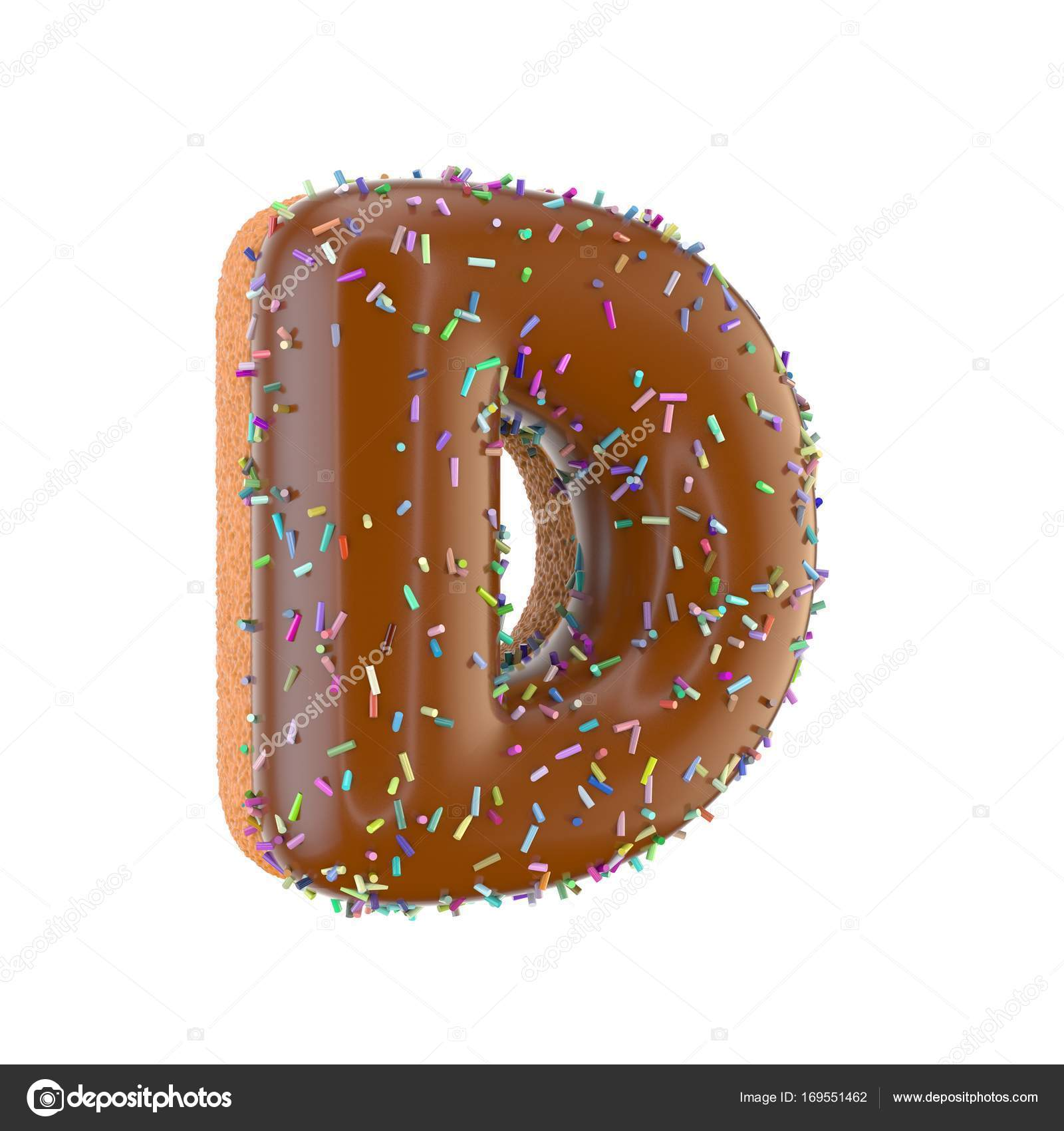 Donuts In The Letter E Pictures To Pin