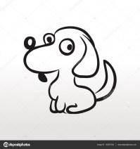 Disegni Da Colorare Cani Divertenti