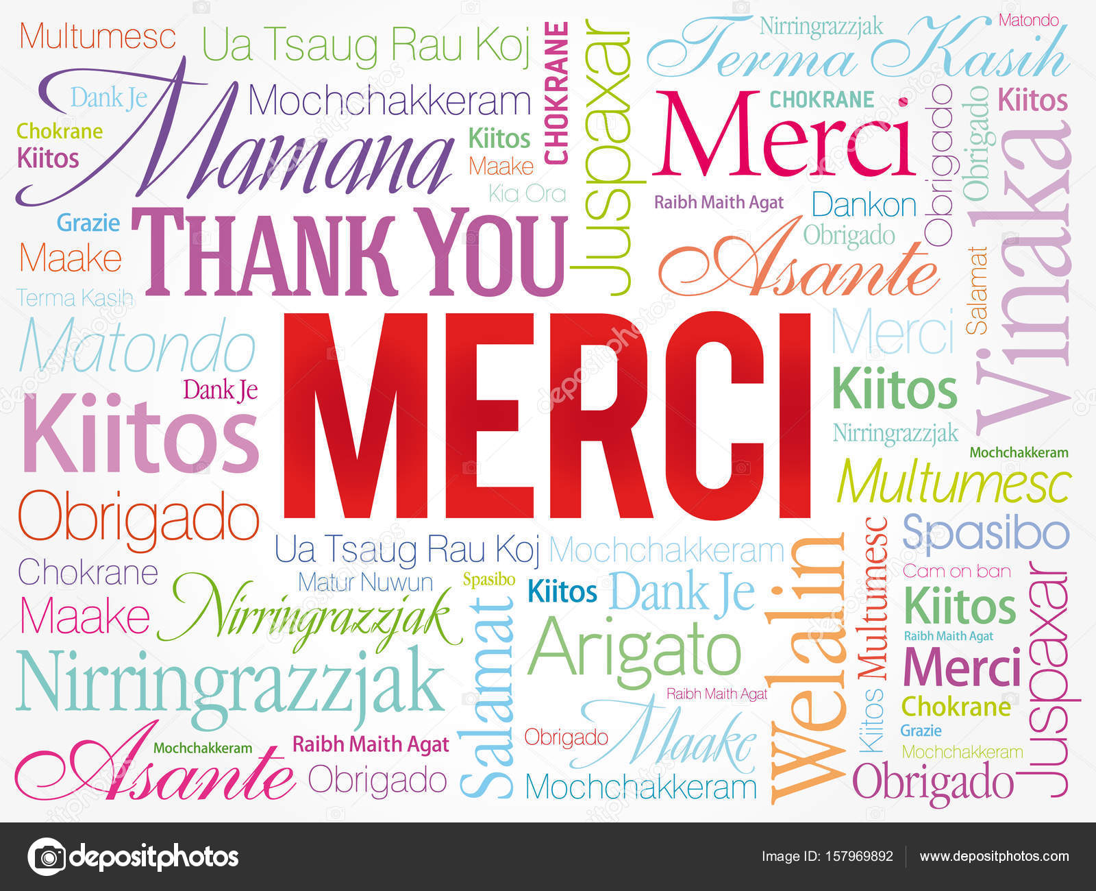 Thank You Same To You In French