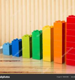 toy blocks increasing graph bar infographic diagram chart stock photo [ 1600 x 1298 Pixel ]