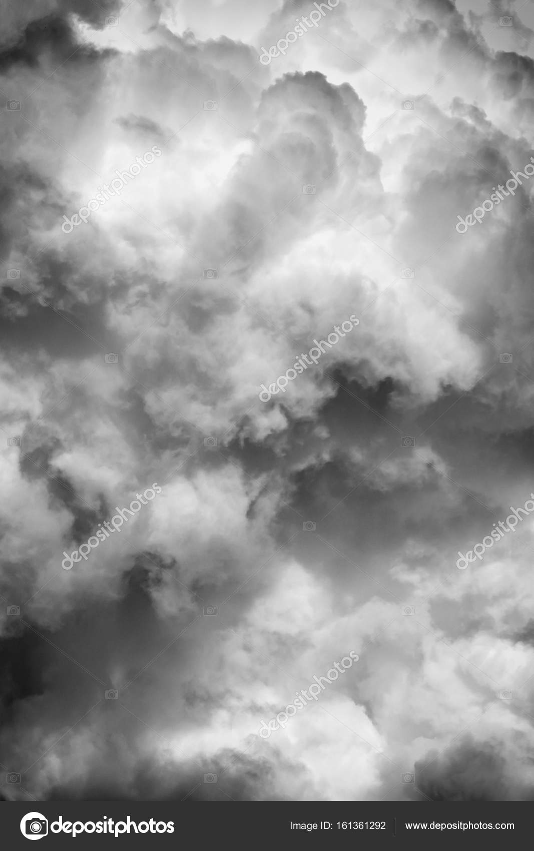 cloud texture black and