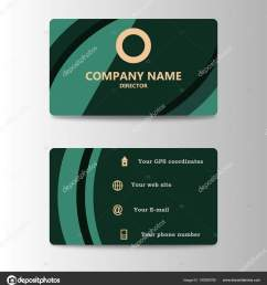 corporate id card design template personal id card for business and identify stock illustration [ 1553 x 1700 Pixel ]