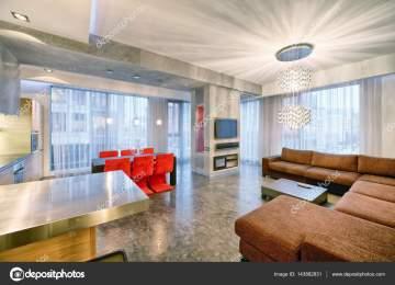Diseño De Interiores Sala Comedor Y Cocina | Sala Comedor Y Cocina ...
