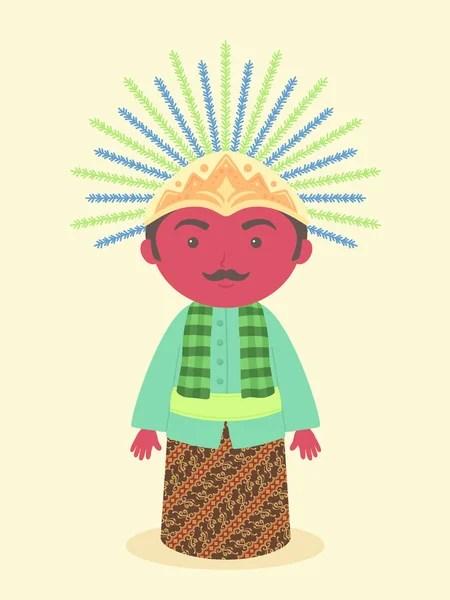 Mewarnai Ondel Ondel : mewarnai, ondel, Ondel, Cartoon, Stock, Icon,, Royalty, Vectors, Download, Depositphotos®