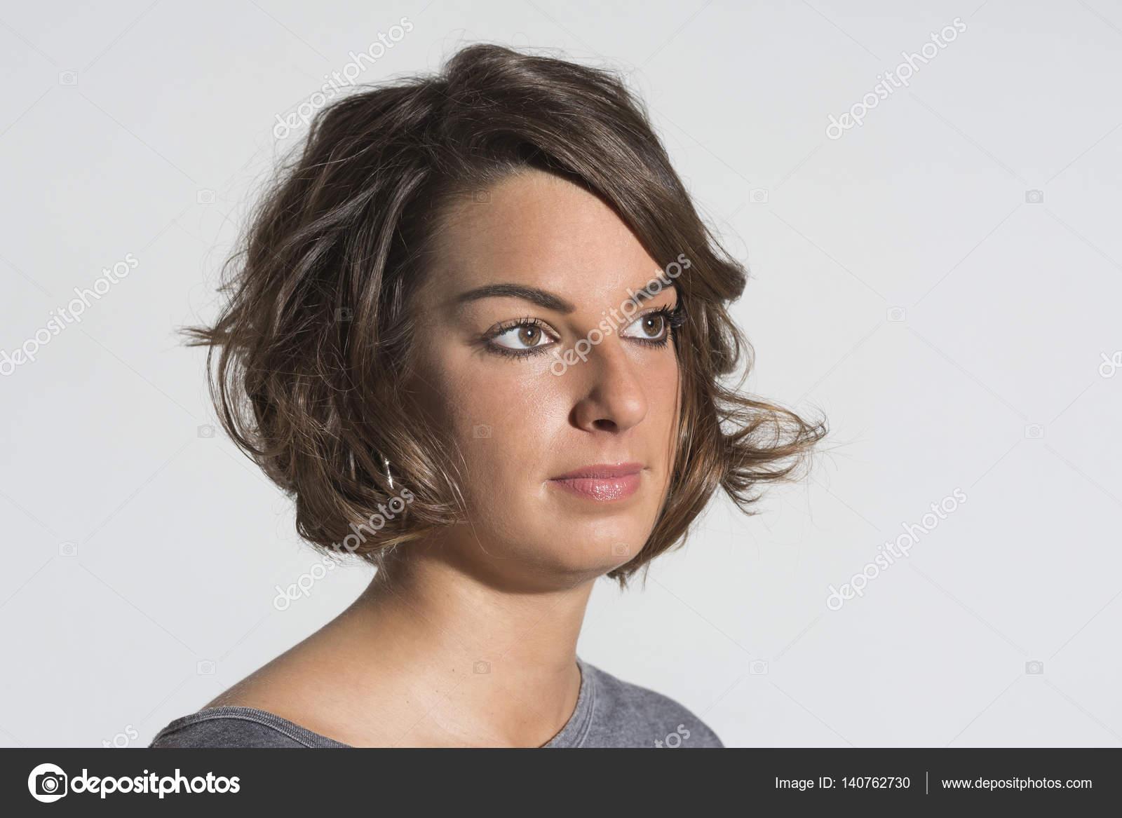 Meine Neue Frisur — Stockfoto © Tinieder #140762730