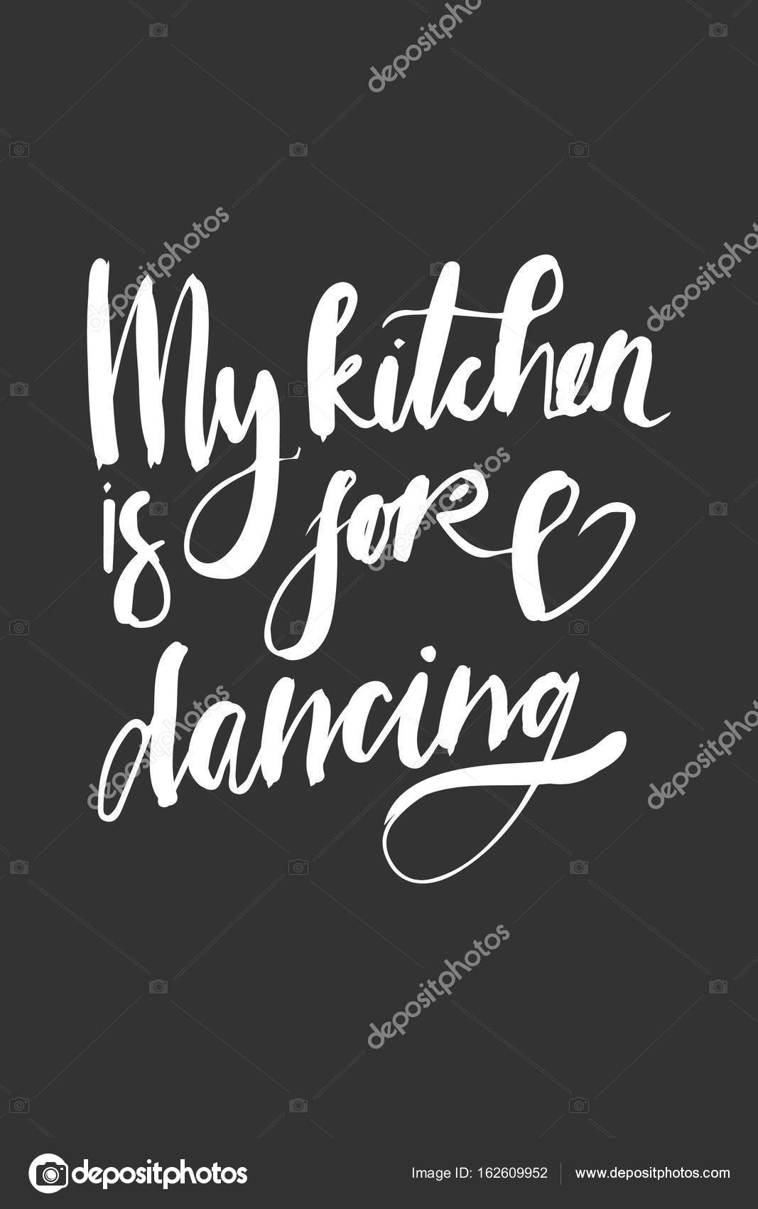 kitchen art prints modern mat 生活就是食物 食物是一种艺术 好的食物是好心情 我的厨房是跳舞 图库 食物使我快乐 热量在周末就不算数 吃 喝 thanlful 享受