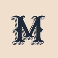 la lettera m stile vintage  Vettoriali Stock  Vanzyst ...