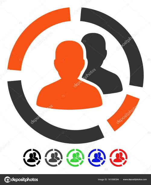 small resolution of patient diagram flat vector illustration with colored versions color patient diagram icon variants with black gray green blue red vector by ahasoft