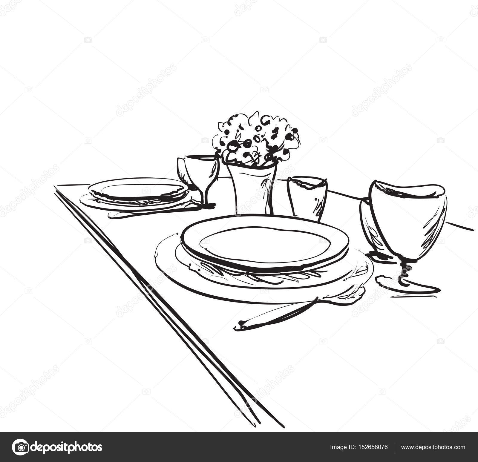 Table Setting Breakfast Amp Table Setting Set Weekend
