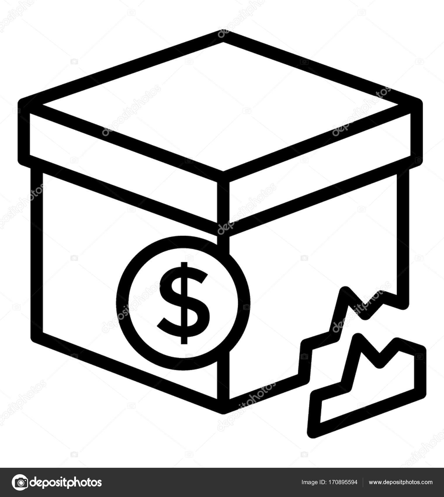 Damaged Goods Allowance Vector Icon