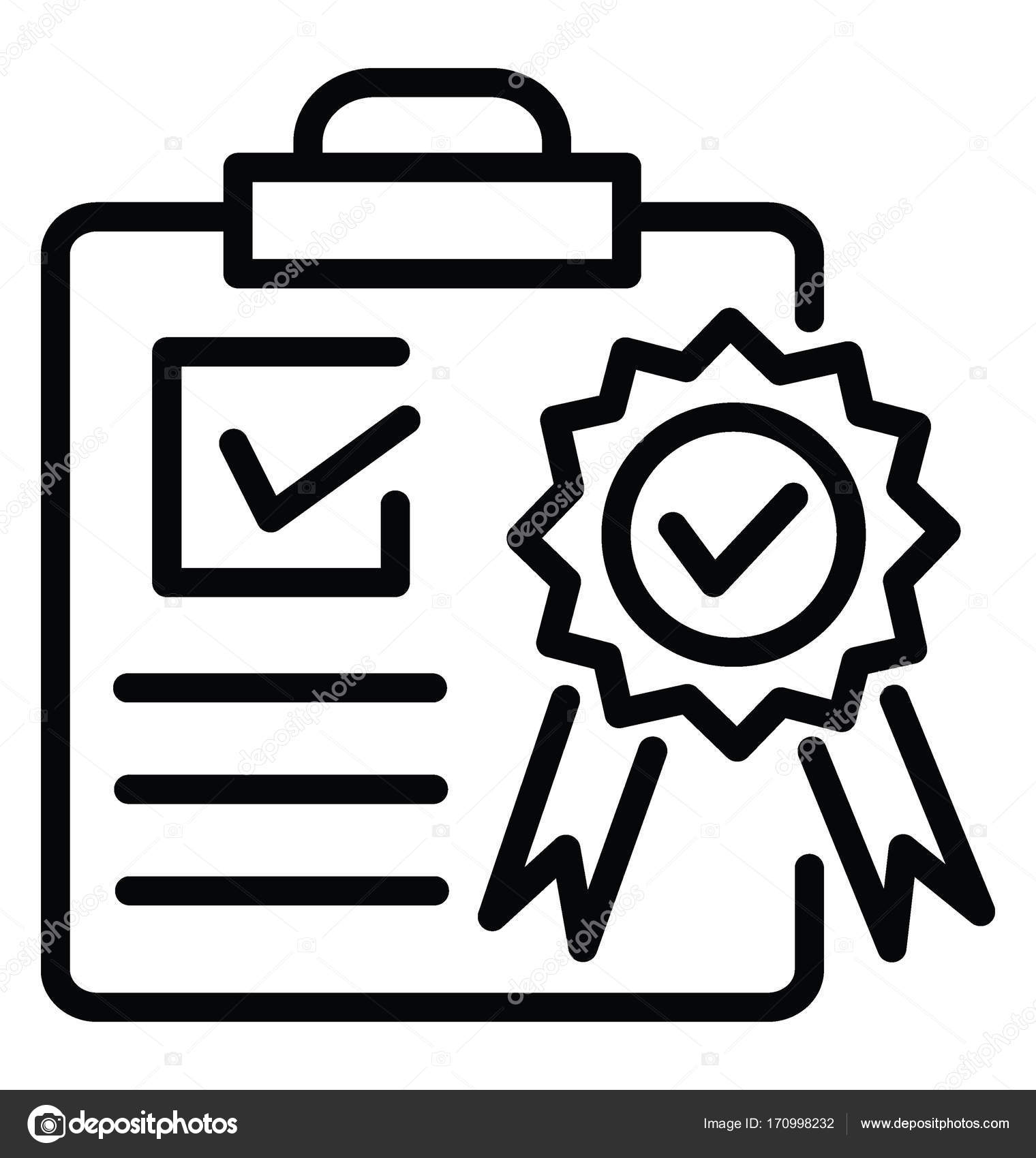 Quality Assurance Vector Icon