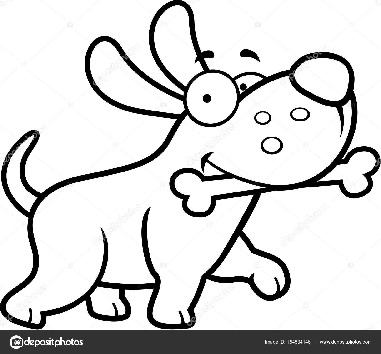 Clipart Dog Bone